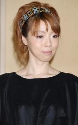 舞台『ムーラン・ドゥ・ラ・ギャレット』制作発表会に出席した、田中良子 (C)ORICON DD inc.