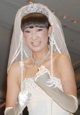 映画「あなたは私の婿になる」公開記念イベントで彼氏作りに意欲をみせた虻川美穂子(C)ORICON DD inc.