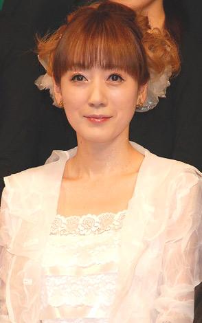 ミュージカル『パイレート・クイーン』製作発表会見に出席した、涼風真世 (C)ORICON DD inc.