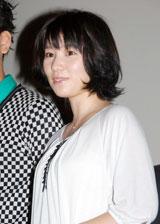 映画『ノーボーイズ,ノークライ』の公開初日舞台あいさつに出席した徳永えり(C)ORICON DD inc.