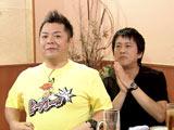 """""""ヒーハーTシャツ""""を自慢する小杉"""