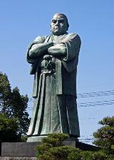 10.5メートルの巨大な西郷像