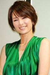 パナソニック『アプライアンス』新製品発表会に出席した、吉瀬美智子 (C)ORICON DD inc.