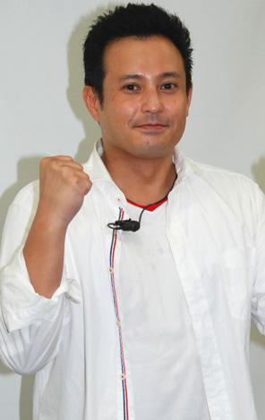無事退院した山本陽一(C)ORICON DD inc.