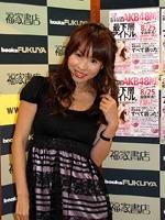 """AKB48のメンバー最年長の大堀恵。10月からは""""大人のAKB48""""SDN48のメンバーとして活動する予定だ(C)ORICON DD inc."""