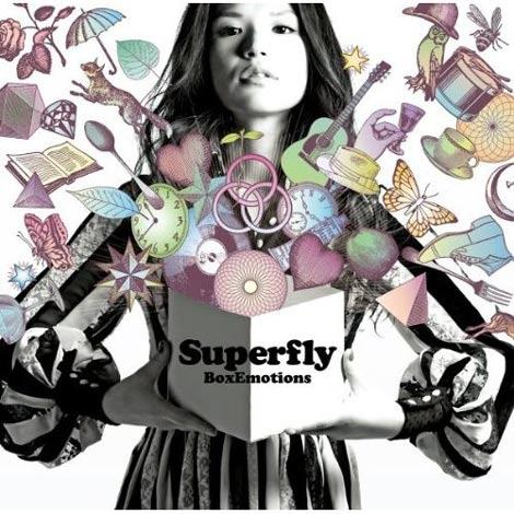 Superflyの2ndアルバム『Box Emotions』