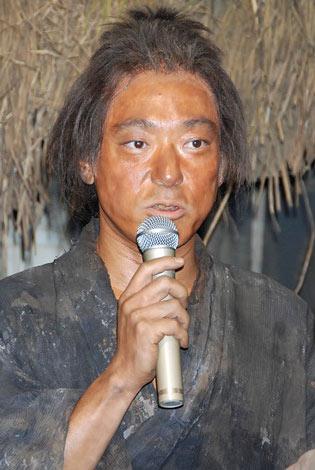 2010年のNHK大河ドラマ『龍馬伝』のキャスト発表会見に出席した、岩崎弥太郎役の香川照之 (C)ORICON DD inc.
