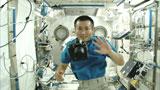 国際宇宙ステーションでの若田光一さんの映像が使用されている新CM