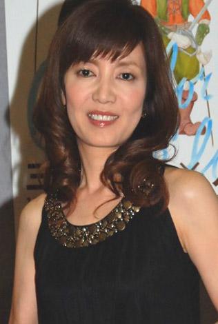 NHK教育テレビ50周年記念番組『新 三銃士』の会見に出席した、戸田恵子 (C)ORICON DD inc.