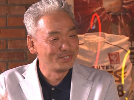 親子みずいらずの時間に楽しげな田中将大投手の父・博さん/キリンビール新CM