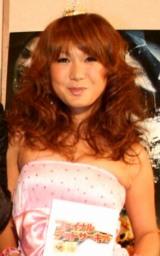 映画『ファイナルデッドサーキット3D』日本語吹き替え版公開アフレコを行った、はるな愛 (C)ORICON DD inc.
