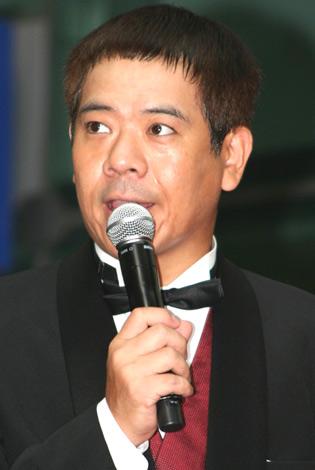 薬用シャンプー『ヘアメディカル スカルプD』のイベントに出席した、FUJIWARA・原西孝幸 (C)ORICON DD inc.