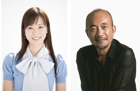 facdecfd6263c 竹中直人・皆藤愛子が映画『ワンピース』に声の出演決定