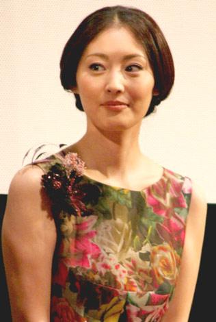映画『引き出しの中のラブレター』完成披露試写会に出席した、常盤貴子 (C)ORICON DD inc.