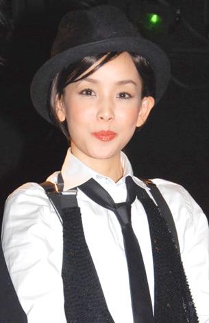 映画『宿命(仮)』の記者発表会見に出席した、鈴木早智子 (C)ORICON DD inc.