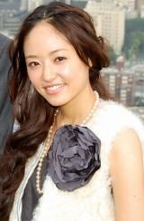 映画『僕の初恋をキミに捧ぐ』完成披露会見に出席した、井上真央 (C)ORICON DD inc.