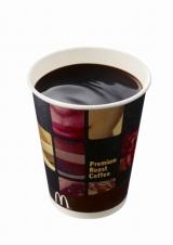 Sサイズ1杯が無料になる、マクドナルドの『プレミアムローストコーヒー』