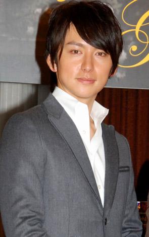 ミュージカル『グレイ・ガーデンズ』の製作発表に出席した、川久保拓司 (C)ORICON DD inc.