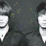 「COLORS 〜Melody and Harmony〜 / Shelter」ジャケット