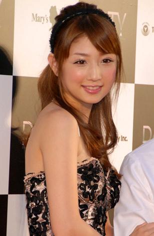 アジア専門チャンネル『DATV』開局記念レッドカーペットセレモニーに出席した、小倉優子 (C)ORICON DD inc.