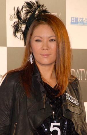アジア専門チャンネル『DATV』開局記念レッドカーペットセレモニーに出席した、大黒摩季 (C)ORICON DD inc.