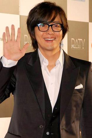 アジア専門チャンネル『DATV』開局記念レッドカーペットセレモニーに出席した、ペ・ヨンジュン (C)ORICON DD inc.
