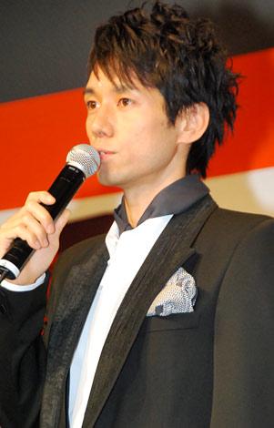 ドラマ『リアル・クローズ』の制作発表に出席した西島秀俊 (C)ORICON DD inc.