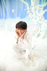 新番組『笑う妖精』に出演する千原ジュニア