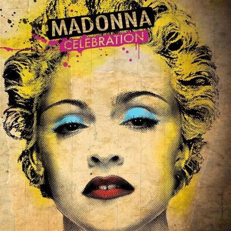マドンナ初のベスト盤『セレブレイション〜マドンナ・オールタイム・ベスト』
