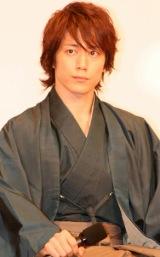 映画『花のあと』完成報告会見に出席した、宮尾俊太郎 (C)ORICON DD inc.