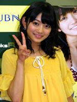 シンケンイエロー役やアイドリング!!!11号としてマルチに活躍する森田涼花(C)ORICON DD inc.