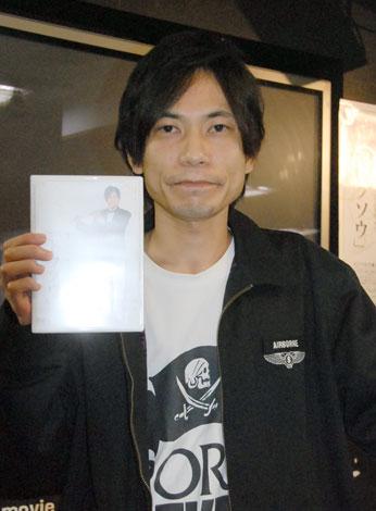 ORICON STYLEのインタビューに応じたインパルス・板倉俊之(C)ORICON DD inc.