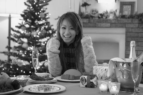 サムネイル クリスマスケーキをプロデュースする倖田來未