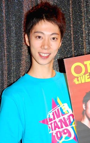 『LIVE STAND 09』DVD&フォトブック発売記念イベントに登場した、はんにゃ・金田哲 (C)ORICON DD inc.