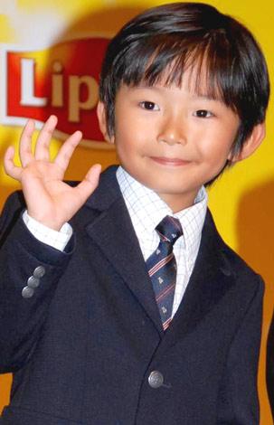 『リプトン ひらめきIST AWARD 2009』表彰式に出席した、加藤清史郎 (C)ORICON DD inc.