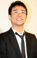 第22回東京国際映画祭で映画『つむじ風食堂の夜』がプレミア上映され、舞台あいさつを行った八嶋智人 (C)ORICON DD inc.