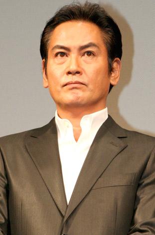 映画『僕らのワンダフルデイズ』の完成披露試写会に出席した、宅麻伸 (C)ORICON DD inc.
