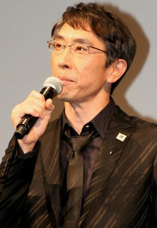 映画『僕らのワンダフルデイズ』の完成披露試写会に出席した、段田安則 (C)ORICON DD inc.