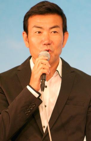映画『君が踊る、夏』の製作発表記者会見に出席した、香月秀之監督 (C)ORICON DD inc.