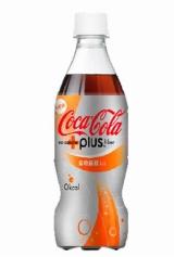 食物繊維入りのコーラ『コカ・コーラ プラス ファイバー』