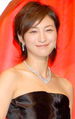 映画『ゼロの焦点』の完成披露会見に出席した、広末涼子 (C)ORICON DD inc.