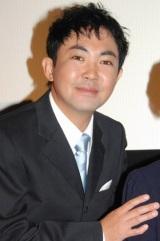 映画『ジャングルハウス3ガス 林家三平』の舞台あいさつを行った、林家三平 (C)ORICON DD inc.