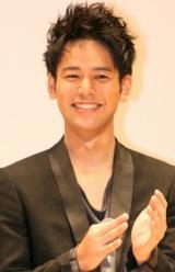 『同性から好かれる男子』ランキング、俳優部門1位の妻夫木聡 (C)ORICON DD inc.
