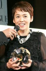 第5回『VOGUE NIPPON Women of the Year 2009 & Decade 2009』授賞式に参加した、大竹しのぶ (C)ORICON DD inc.
