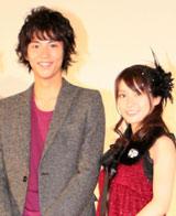 (左から)賀来賢人、AKB48・大島優子
