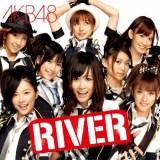 初の首位を獲得したAKB48の最新シングル「RIVER」(2009年10月21日発売)