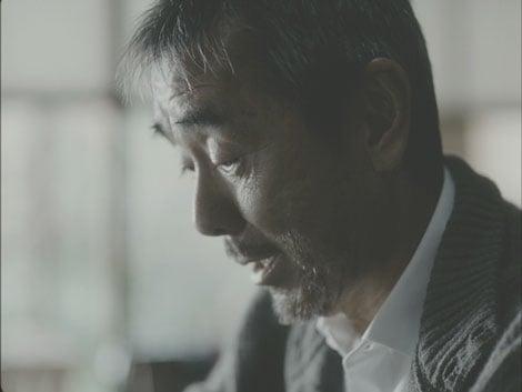 寺尾聰が描くしっとりとしたストーリーの『気づく(寺尾)』篇