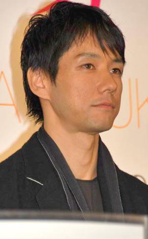 主演映画『サヨナライツカ』の完成報告会見に出席した、西島秀俊 (C)ORICON DD inc.