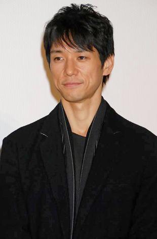 映画『サヨナライツカ』の完成披露試写会に出席した、西島秀俊 (C)ORICON DD inc.