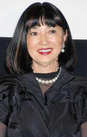 映画『母なる証明』のプレミア上映会にゲスト来場した、鳩山幸首相夫人 (C)ORICON DD inc.